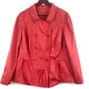 🌺 Elle Blazer Jacket Size 1X